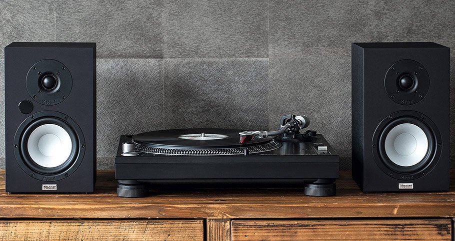 """Magnat Multi-Monitor macht Musik mit """"ohne Verstärker"""""""
