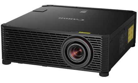 """Ein neuer, """"echter"""" Canon 4K-Beamer mit Laserlichtquelle"""