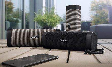"""Denons neue Bluetooth-Lautsprecher-Familie """"für alle Fälle"""""""