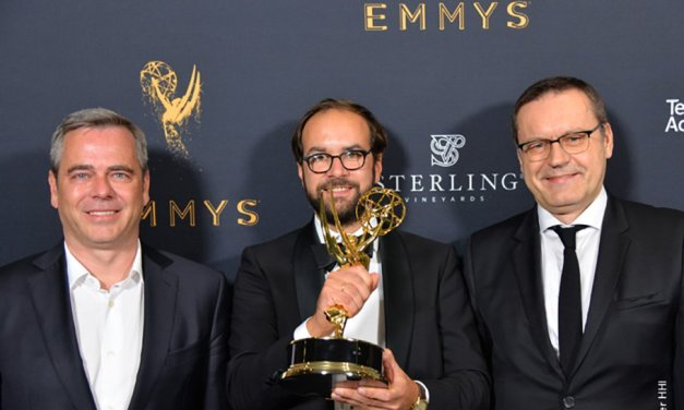 """Emmy-Award: """"Den HEVC-Standard entscheidend mitgeprägt"""""""