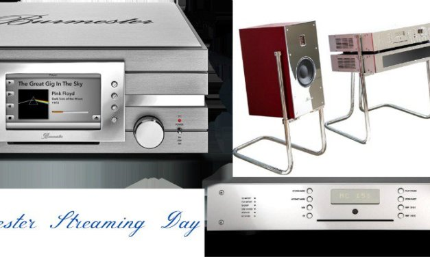 "Countdown läuft: Am Freitag ""Burmester Streaming Day"""