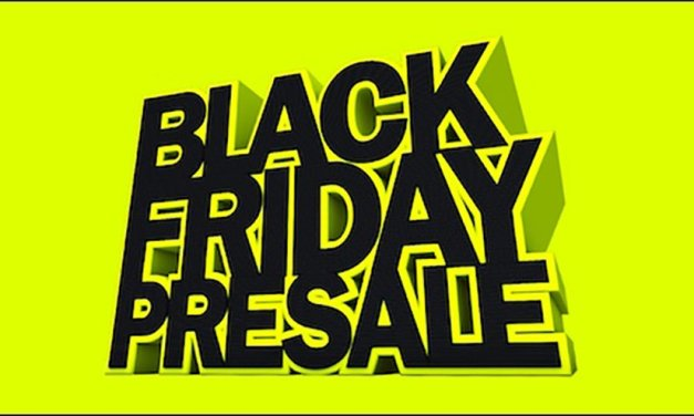 Teufel lässt nichts anbrennen: Black Friday Presale startet!