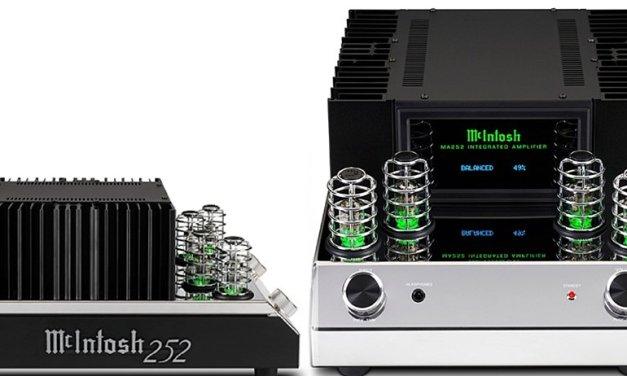 Vorschuss-Lorbeer für ersten Hybrid-Vollverstärker von McIntosh