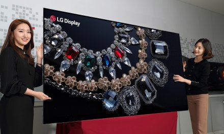 IFA 2018: LG Display will 175 Zoll großen microLED-TV vorstellen