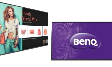 """BenQ präsentiert 86-Zoll Smart-Signage-Display """"für alle Fälle"""""""