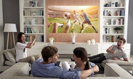 LG und Sony setzen auf unkomplizierte, vielseitig einsetzbare Beamer