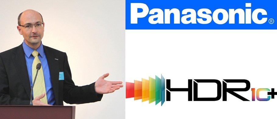 """Panasonic: """"Software-Update für HDR10+ kommt noch dieses Jahr"""""""