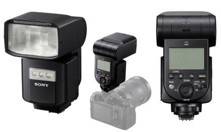 Sonys neues, teures Premium-Blitzgerät für die Kamera-Flaggschiffe