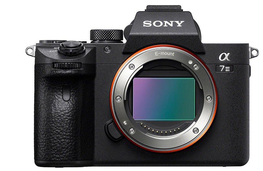 Sony α7 III setzt neue Maßstäbe bei spiegellosen Vollformat-Kameras