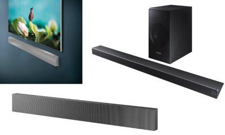 "Samsung-Soundbars setzen auf ""sensationelle"" Acoustik Beam-Technologie"