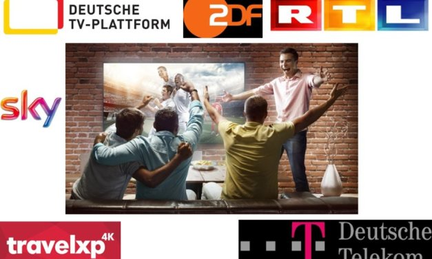 "Ehrgeizige Ziele: Große TV-Sender wollen ""Schwung in die UHD-Kiste"" bringen"