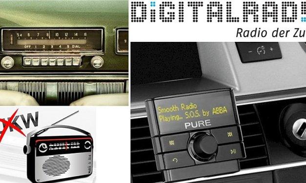 Streit um Frequenzen: Was tun, wenn das analoge Radio stumm bleibt?