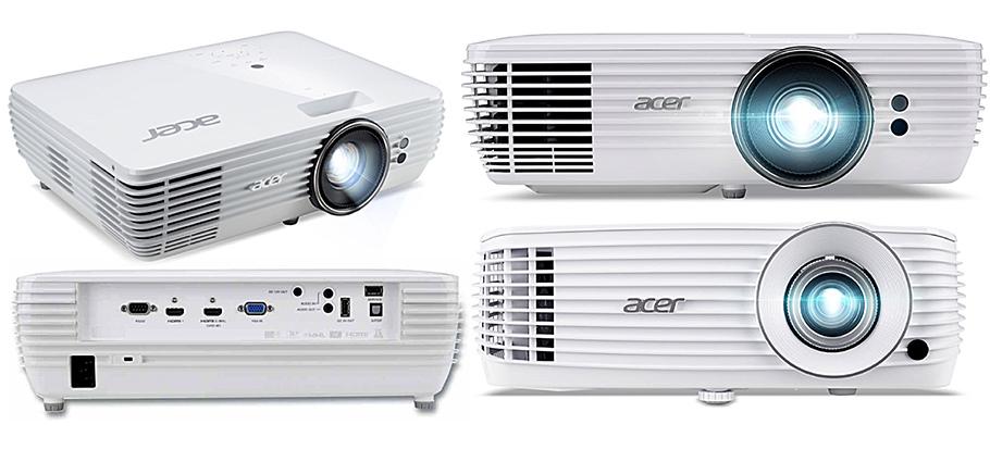 Neue Acer UHD-Beamer: hochauflösendes Heimkino für kleines Geld