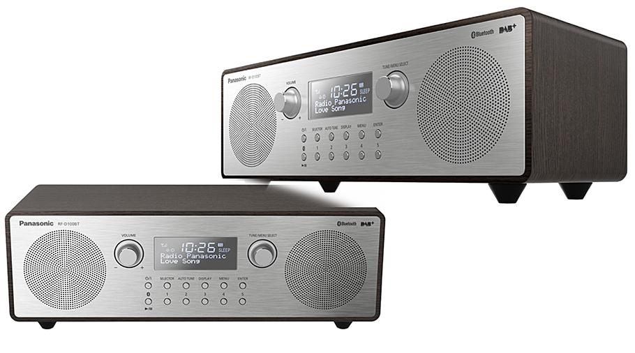 High-Tech Digitalradio im Retro-Design der 1960er Jahre