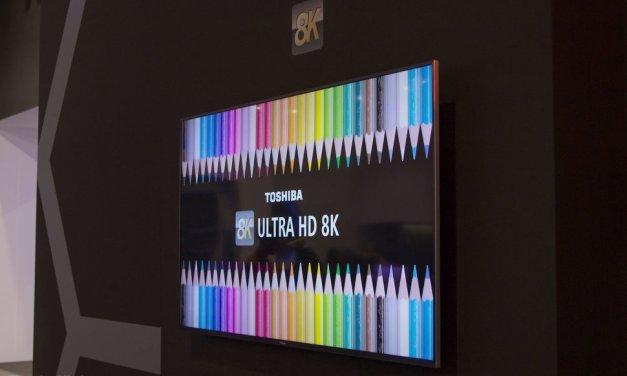 US-Markt: 8K-TVs sollen 2019 bereits Erfolge feiern