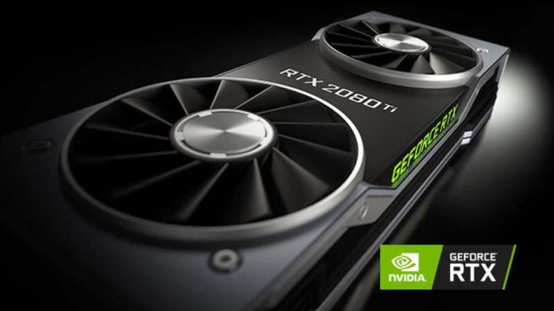 Nvidia GeForce RTX 2080 Ti: Benchmark zeigt 35 % mehr Leistung als GTX 1080 Ti