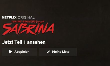 Chilling Adventures of Sabrina: Riverdale-Spinoff ab sofort bei Netflix verfügbar