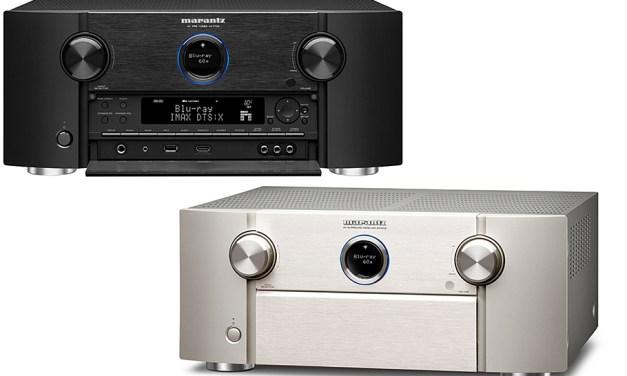 Marantz verführt Audiophile mit edlen Heimkino- und Hi-Res-Lösungen