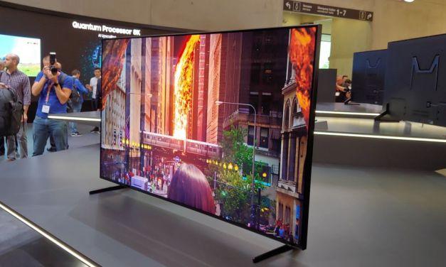 8K-Fernseher: Samsung könnte offensiver planen