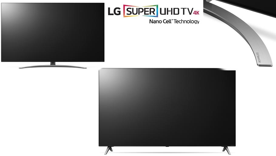 LGs neue NanoCell-Fernseher: Bezahlbare Intelligente Technik