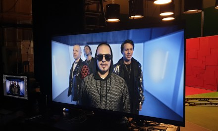 Samsungs erstes 8K-Musikvideo lässt Culcha Candela glänzen