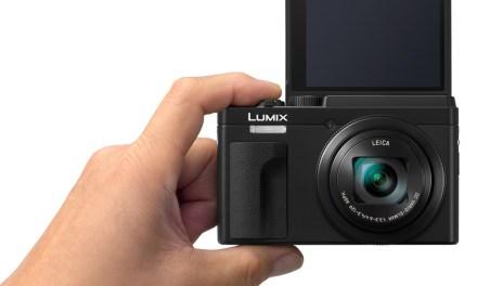 "Panasonic Lumix TZ96 profiliert sich als optischer ""Riesenzwerg"""
