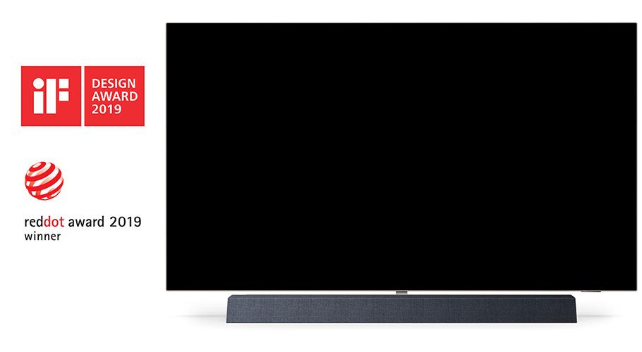 Fünf Awards von iF und Red Dot: Philips-TVs im schmucken Design