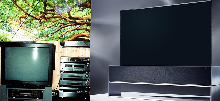 Wachsende Display-Diagonalen, flexible Lösungen und High-Tech