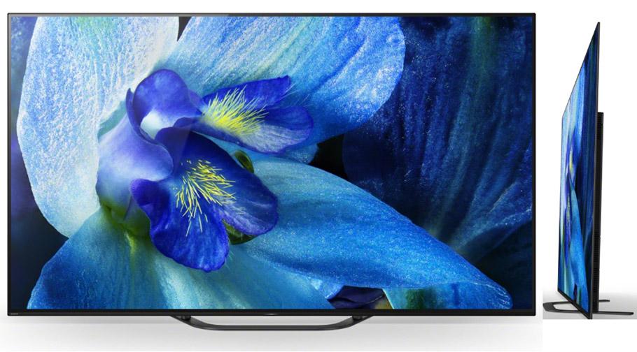 Sonys AG8-OLED-Fernseher sind schon bald im Handel erhältlich