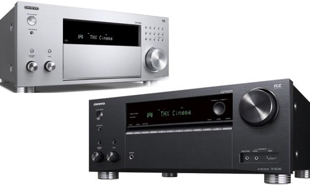 Gerüstet für IMAX-Soundtracks und Hi-Res-Audio: Onkyos Neue