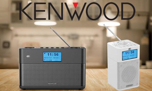 Radios sind gefragt wie eh und je: Kenwoods neue DAB+ Zwerge