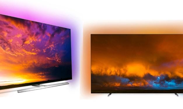 Philips OLED-TVs mit neuer P5 Engine, Dolby Atmos und Vision