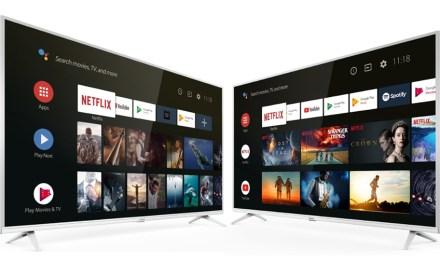 """Thomson bringt """"Einsteiger-TV"""" mit Android 9-System an Bord"""