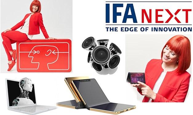 IFA erlaubt Blick in die Zukunft: Was bringen 8k, KI und 5G?