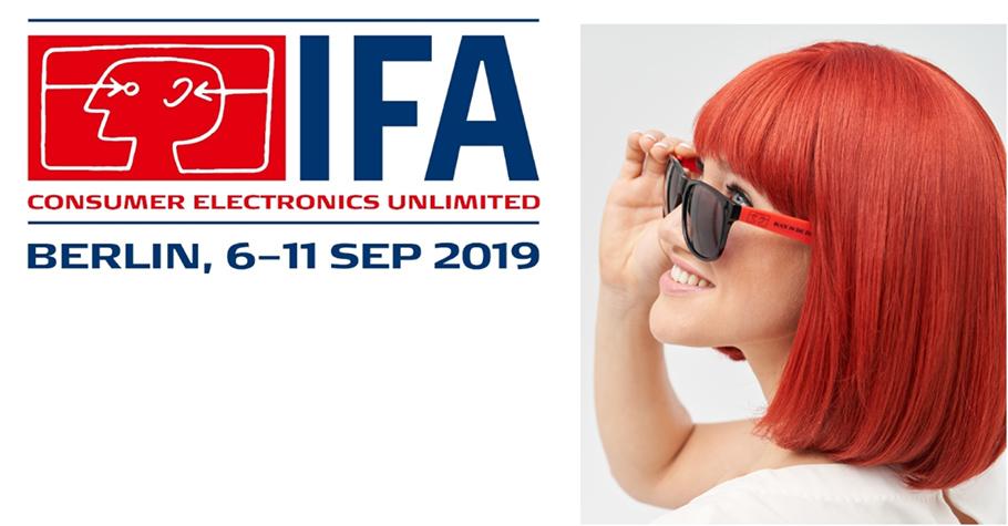 IFA weltweit einzigartige Messe: Der Startschuss fällt am Freitag!