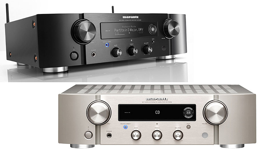 Audiophile bekunden Interesse an Hi-Res-Streaming: Marantz hilft