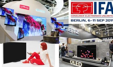 Metz setzt auf 8K-OLED-TVs mit weiter entwickelten Technologien