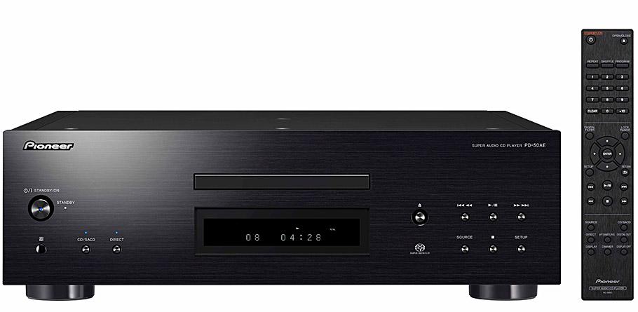 Pure-Audio-Player Erster Klasse: Pioneer lässt SACD auferstehen