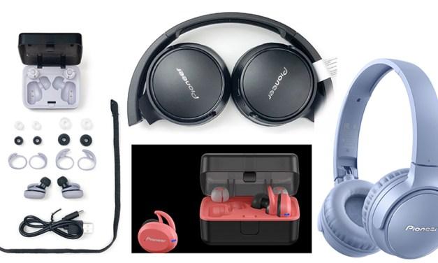 In-Ear oder On-Ear: Pioneers neue Kopfhörer zum kleinen Preis