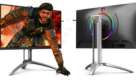 Neuer AOC-Monitor: Ideales Werkzeug für richtige Gamer?