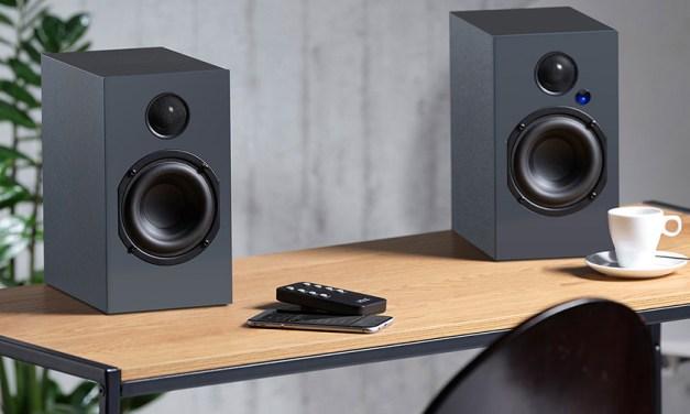 """""""Schuhkartons"""" von Nubert sind rassige Lautsprecher-Kraftzwerge"""