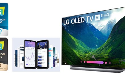 """LG sammelt wieder CES-Awards: Smartphones und TVs """"glänzen"""""""