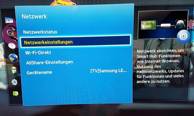 """Bei Einrichtung von Smart-TVs nicht immer gleich """"ja"""" sagen!"""