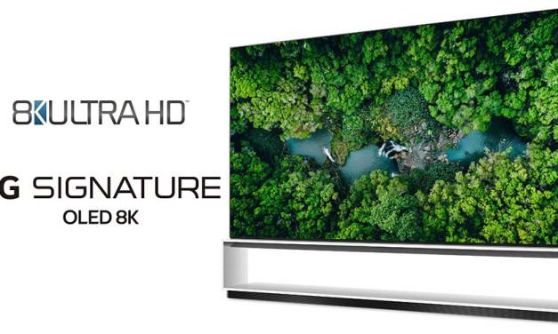 """8K-TVs: LG erwartet """"neuen Standard"""" für die TV-Industrie"""