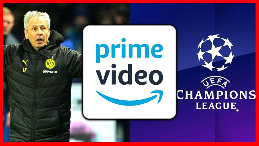 Rollt bei Amazon bald der Ball? Champions League im Visier