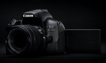 """Canon EOS 850D hat viel von den professionellen """"Geschwistern"""""""