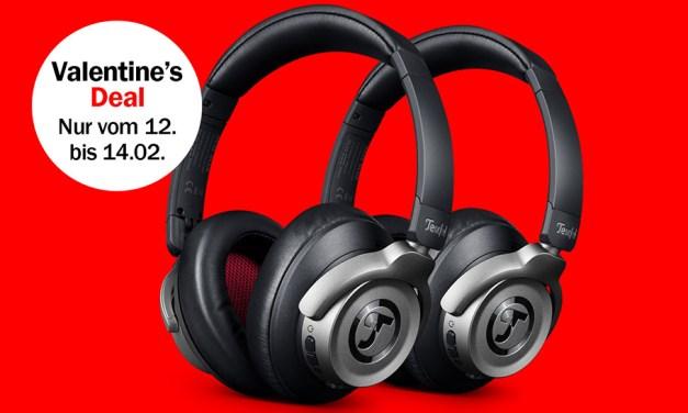 Teufels Angebot zum Valentinstag: Kopfhörer zum Bundle-Preis!