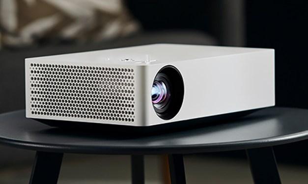 LGs David wird im Heimkino zum Goliath: Neuer 4K-LED-Projektor