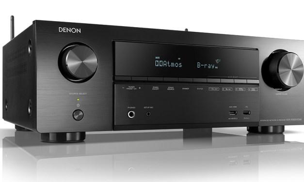 """Denon verspricht """"spektakuläres 7.2 Surround-Sound-Erlebnis"""""""