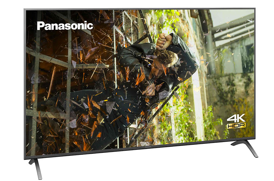 4K LCD-Fernseher von Panasonic mit vielen technischen Raffinessen